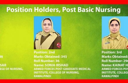 NEBP Announced Result of Post Basic Nursing (PBN) held in March 2016