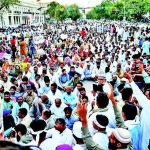 Punjab Teachers Dharna at Mall Road Lahore for their Demands