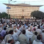 Punjab Teachers Dharna in Lahore Pics 1
