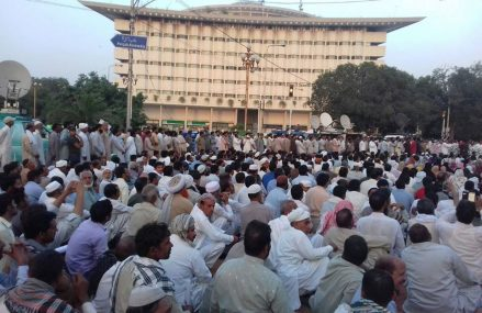 Punjab Teachers Union Historical Dharna Lahore (Pictures Gallery)