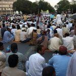 Punjab Teachers Dharna in Lahore Pics 3