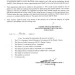 EDU Faisalabad Nitification of Regularisation of SSEs 2
