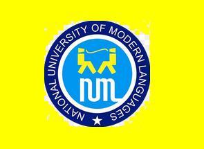 Jobs in NUML University Islamabad, Walk-in Interviews