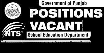 New Jobs in Punjab Schools For Educators – Apply Though NTS Till Last Date 31-8-2016