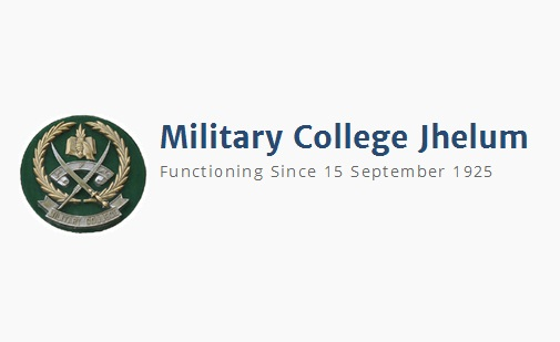 Military College Jhelum (MCJ) Logo