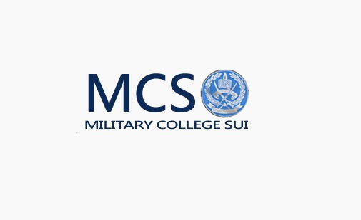 Military College Sui (MCS) Logo