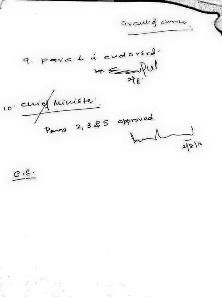 Sindh Clerical Staff Up-gradation Summary of Finance Dept 3