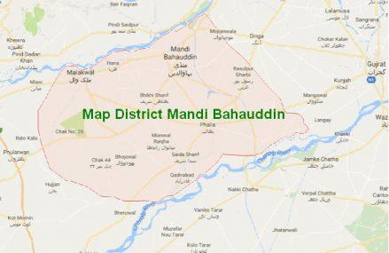 Job in District Mandi Bahauddin Health Department