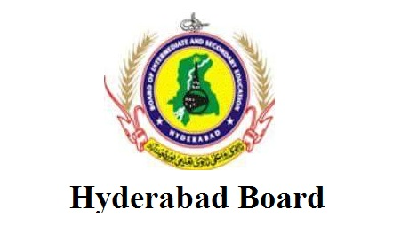 BISE Hyderabad Board Logo - Matric-SSC Part-II, Class 10th Result 2017