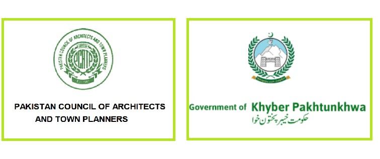KPK Govt And PCATP Logos