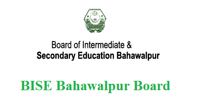 BISE Bahawalpur (BWP) Board Matric/SSC/10th Class Result 2017