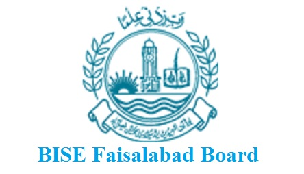 BISE FSD Board Logo - Faisalabad Matric-SSC Result 2017