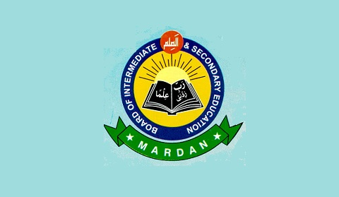 BISE Mardan Board Logo - Matric-SSC Result 2017