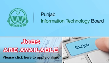 PITB Jobs 2017 – Punjab Information Technology Board