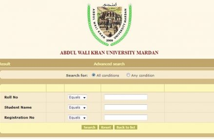 AWKUM BA/BSc Part-I-II Results 2017 – Online