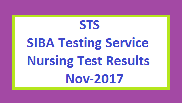 Sindh Nursing Programs Entry Test Merit Results Online by IBA Sukkur (SIBA) STS