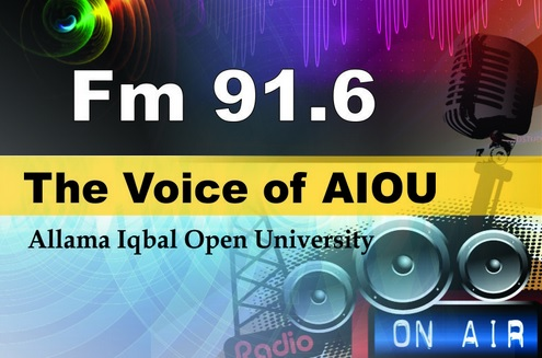 Voice of AIOU FM 91.6 Radio Online