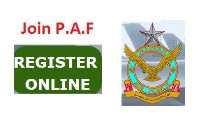 PAF Commissioned Officers Permanent Commission SSC Tentative Schedule 2018