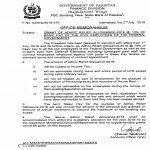 Adhoc Relief Allowance Notification 2018