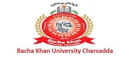 Bacha Khan University Charsadda Admission Schedule 2018 – Merit List, Entry Test Results