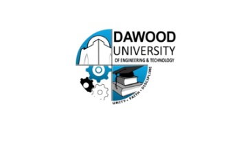 Dawood University of Engineering and Technology Karachi Admission Schedule 2018 - Merit List, Entry Test Results