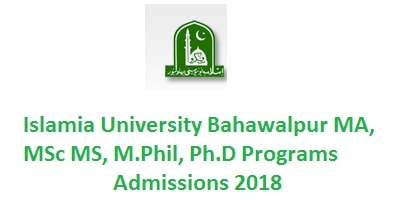 IUB Master Degree Programs Admission Schedule Fall 2018 – Merit List, Entry Test Results