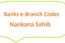 Nankana Sahab e-Branch Codes Shahkot MCB NBP HBL Fresh Notes 2019 on Eid ul Fitr 1440 SBP 8877 Service