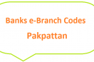 Pakpattan e-Branch Codes Arifwala, Qabula MCB NBP HBL Fresh Notes 2019 on Eid ul Fitr 1440 SBP 8877 Service