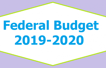 Annual Federal Fiscal Budget 2019-2020 announcement Date 22 May